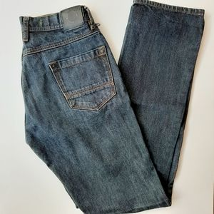 "EMPYRE Boys ""Pistol Straight"" Dark Wash Jeans"